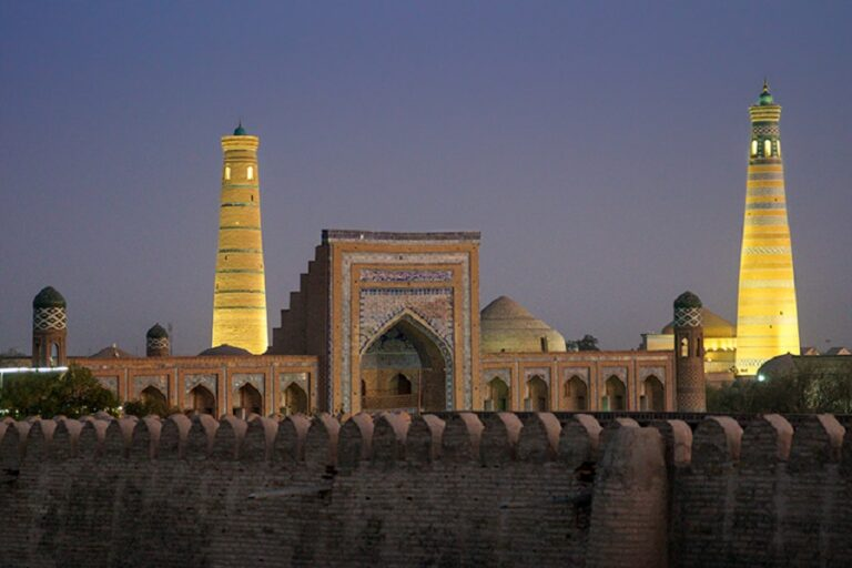 Central Asia Destinations
