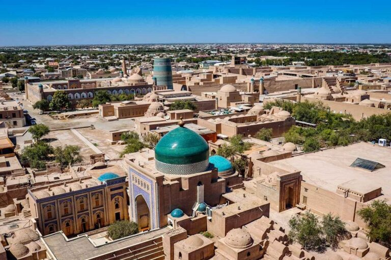 Central Asia Group Tour