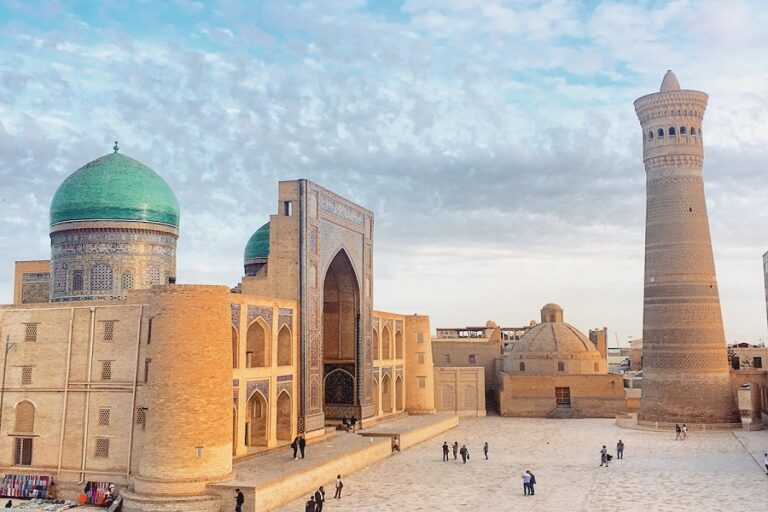 Central Asia Immersion Group Tour